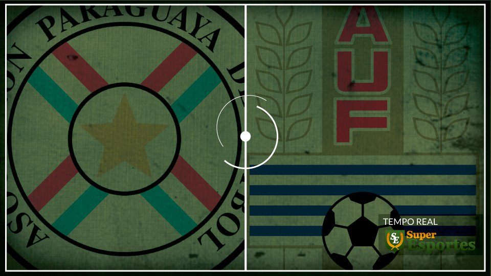 Paraguai x Uruguai