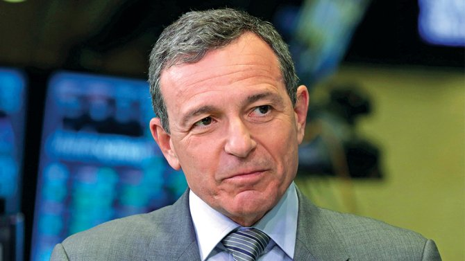 "Disney CEO Bob Iger calls DACA decision ""cruel"" and ""misguided"""