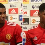 Manchester United striker Marcus Rashford sends Jose Mourinho message after being dropped