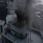 Wellington office tower fire under control after evacuation