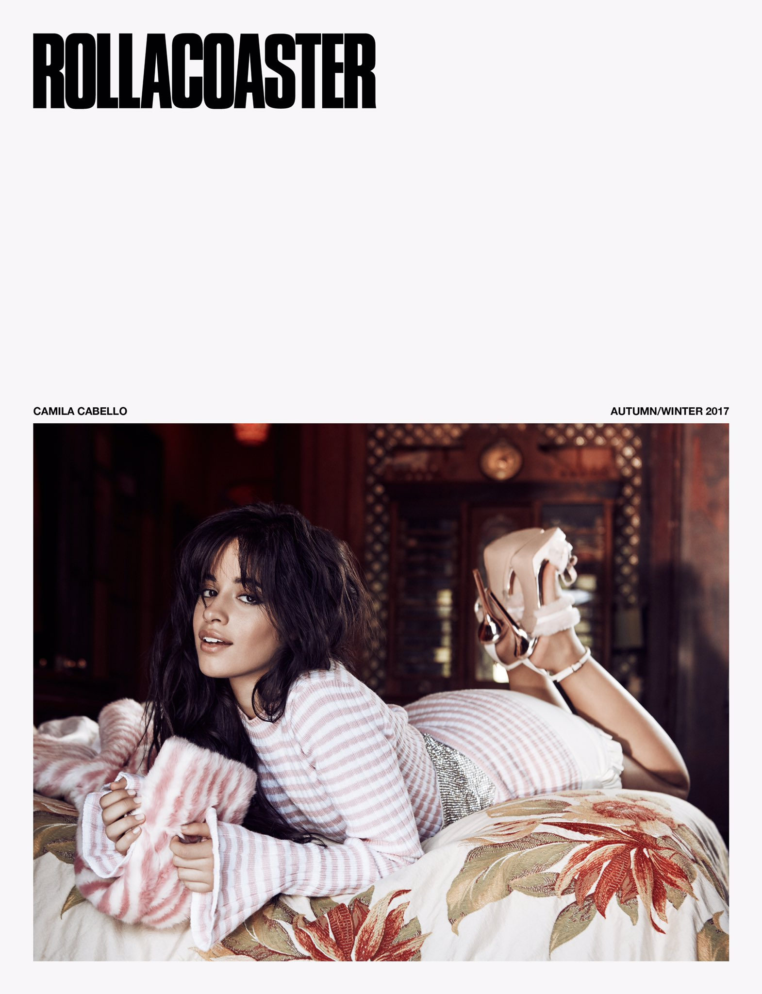 �� OMG, YOU LOOK GOOD TODAY �� @Camila_Cabello covers the A/W 2017 Issue �� pre-order today �� https://t.co/GTAKLIhdPs �� https://t.co/HlPJ5AeOuZ