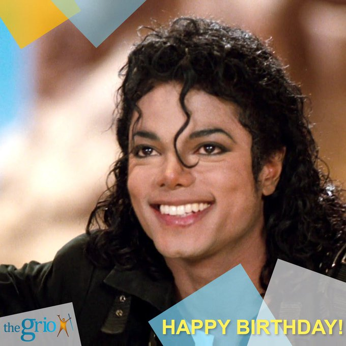 Happy Birthday to the King of Pop, Michael Jackson. You will forever be missed!