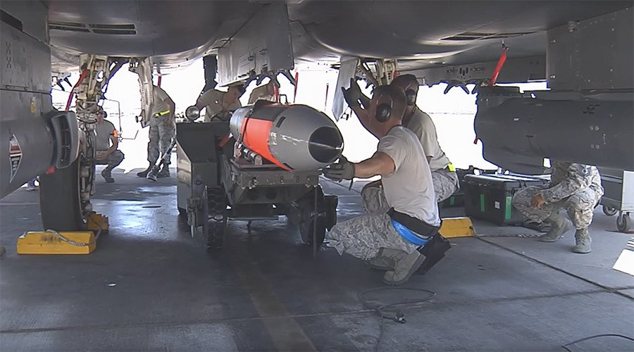 US deployment of new B61-12 nukes to Europe would violate non-proliferation treaty – Moscow