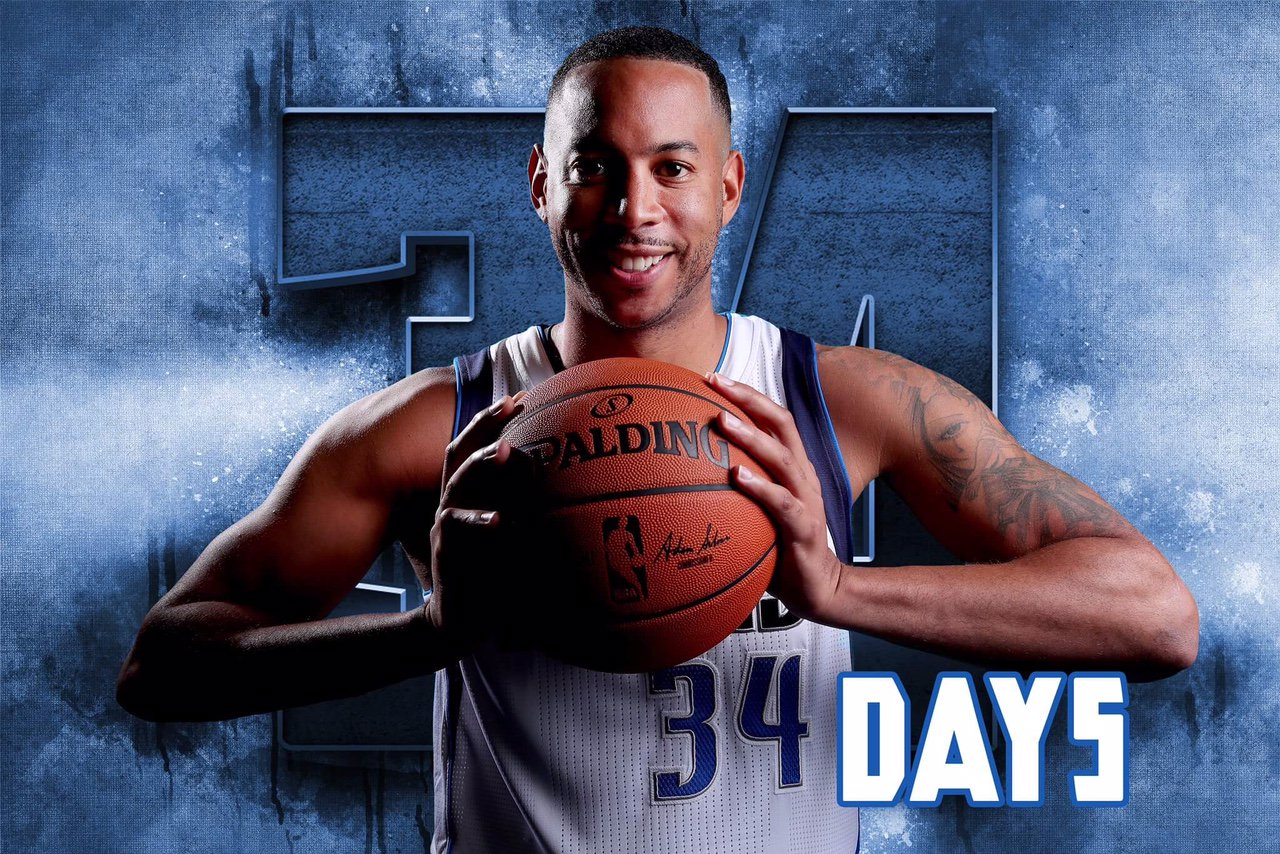 34 DAYS UNTIL BASKETBALL IS BACK! Get your tickets for Mavs vs Bucks on October 2nd!  ��: https://t.co/4OKDNdmA8S https://t.co/iNpyHWuzCq