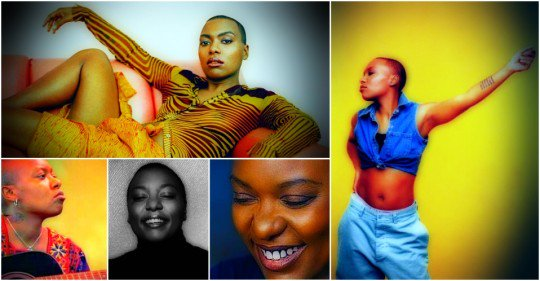 Happy Birthday to Meshell Ndegeocello (born Michelle Lynn Johnson, August 29, 1968)