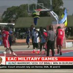 Ulinzi Warriors seek 1st basketball win at EAC military games in Burundi