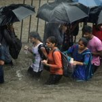 Heavy rain, flooding paralyse India's financial hub