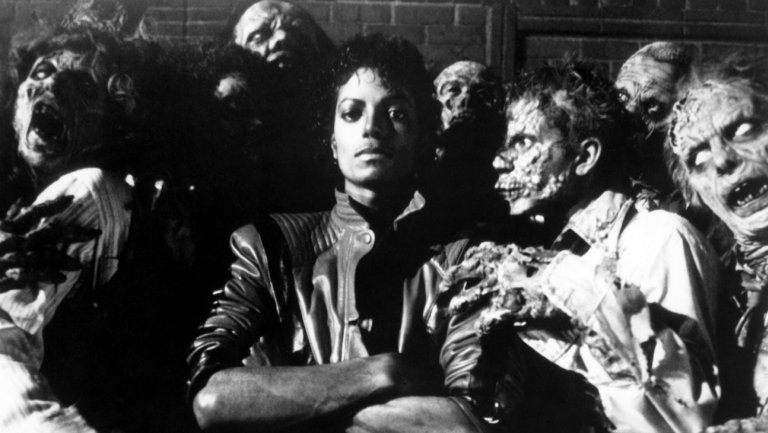 Michael Jackson's Thriller without music is a whole new video experience
