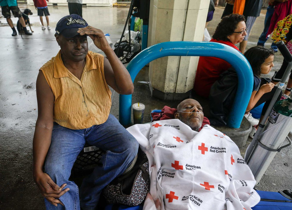 Federal official declares a public health emergency due to Harvey, place guidelines for rescue