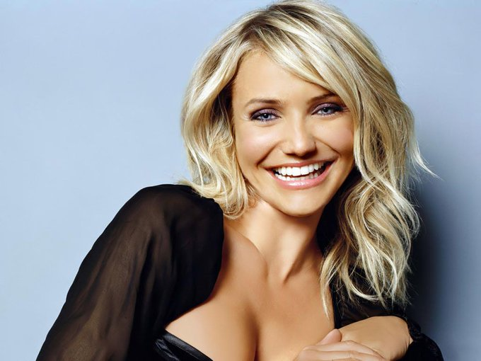 Happy Birthday to Cameron Diaz who turns 45 today!