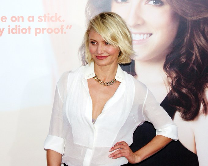 Happy Birthday to Cameron Diaz   About:
