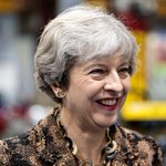 UK looking to replicate EU's external trade deals after Brexit: PM May