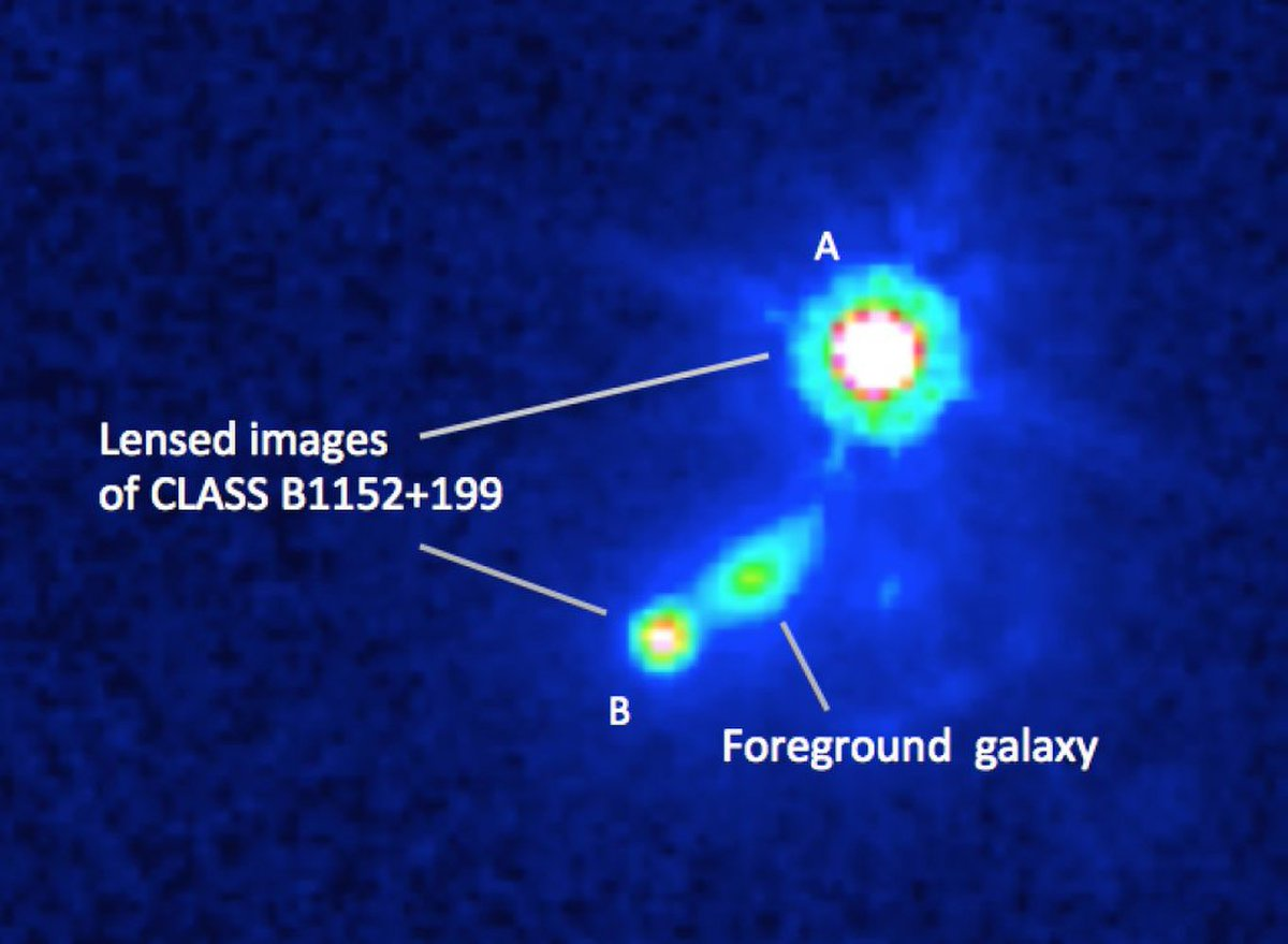 Record-Breaking Galaxy Find Sheds Light on Magnetic Universe