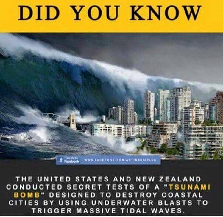 Did you know? #war #tsunami #weapon #divergent #wakeup #conspiracy https://t.co/KJSXDEAHuw
