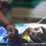 India infant deaths: Hospital's suspended chief, wife arrested