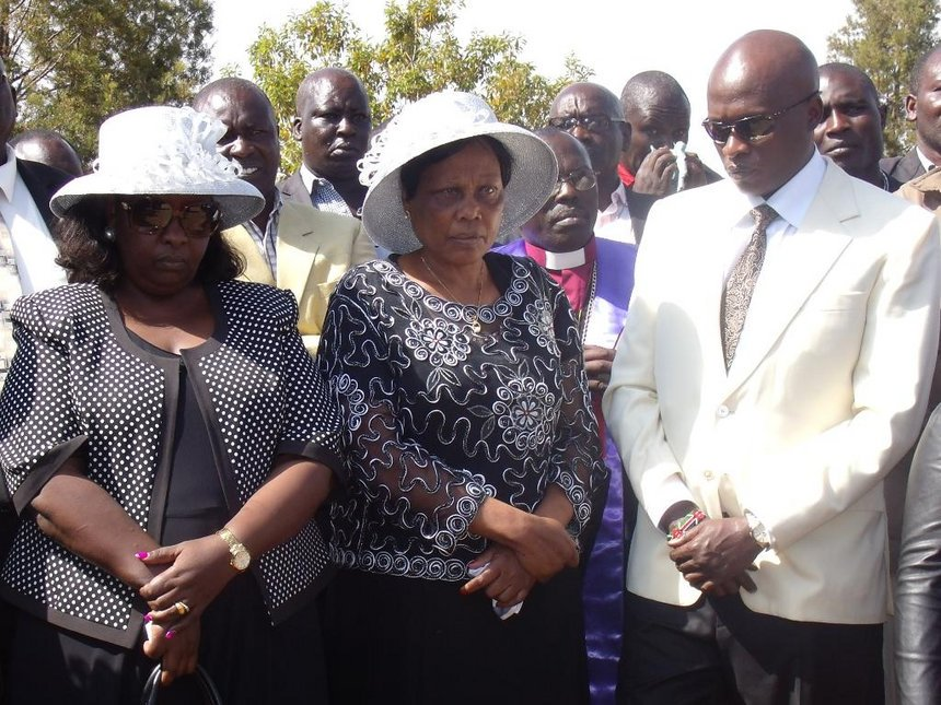 Jubilee nominates Mark Too's daughter to Uasin Gishu Assembly
