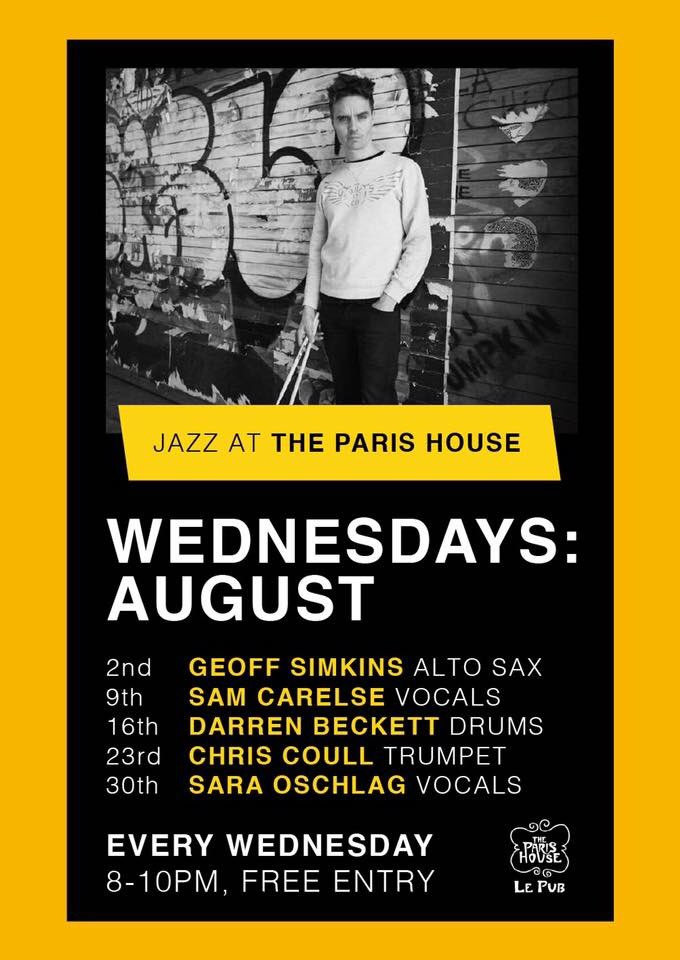test Twitter Media - Tonight! Rounding off a good run of Wednesdays in August @parishouse_hove - come enjoy good music, company, food & vibe #Brighton #livemusic https://t.co/SGQJfXCo1W