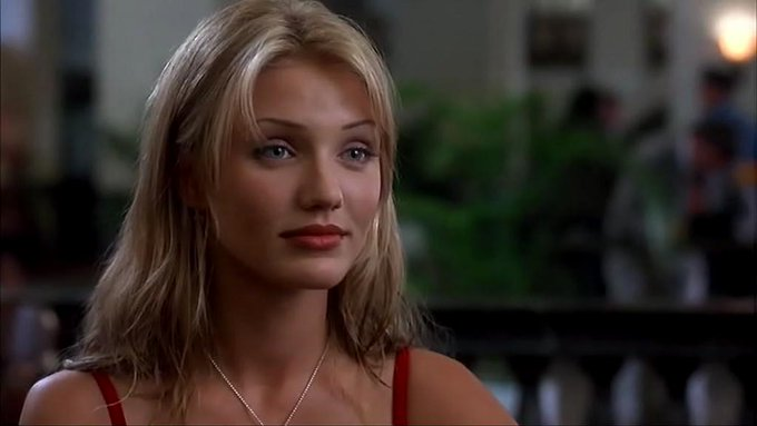 Happy Birthday to Cameron Diaz