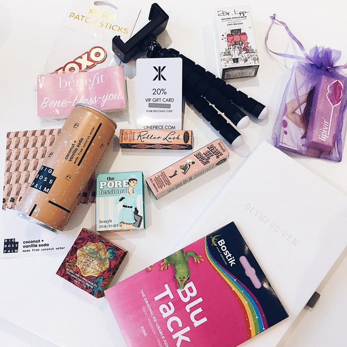 Enter to WIN these BEAUTY goodies NOW:   freebies giveaway competiton RT