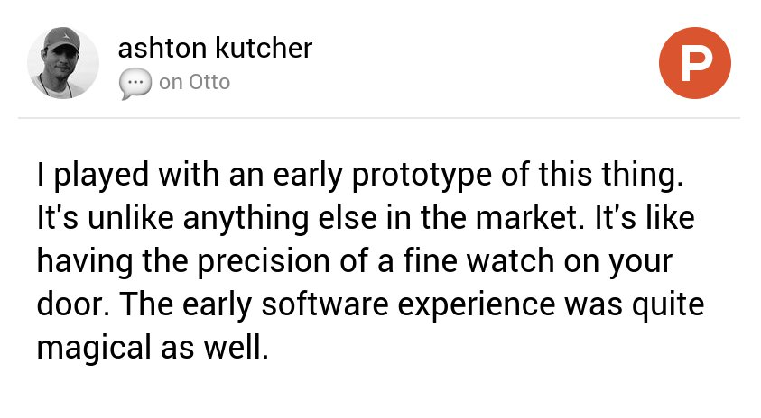 My thoughts on Otto on @ProductHunt https://t.co/vzCp39UcYO https://t.co/fbx5vx9SF9