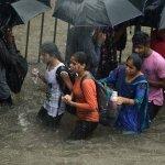 Heavy rains kill five in India's financial hub