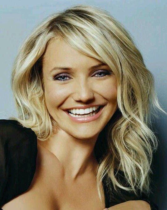 Happy Birthday, Cameron Diaz, born August 30, 1972, in San Diego, CA.