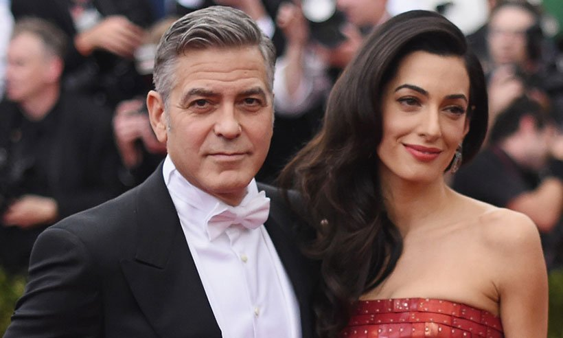 George Clooney says Amal is an 'Olympic athlete' mum and talks fatherhood:
