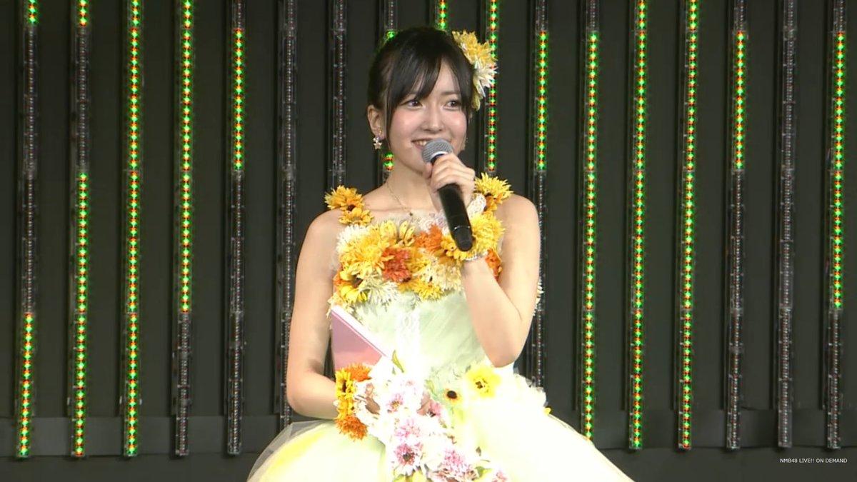 【NMB48】須藤凜々花、涙なしの卒業 「結婚」には触れず 最後は「明日、渋谷で待ってるぜ!」