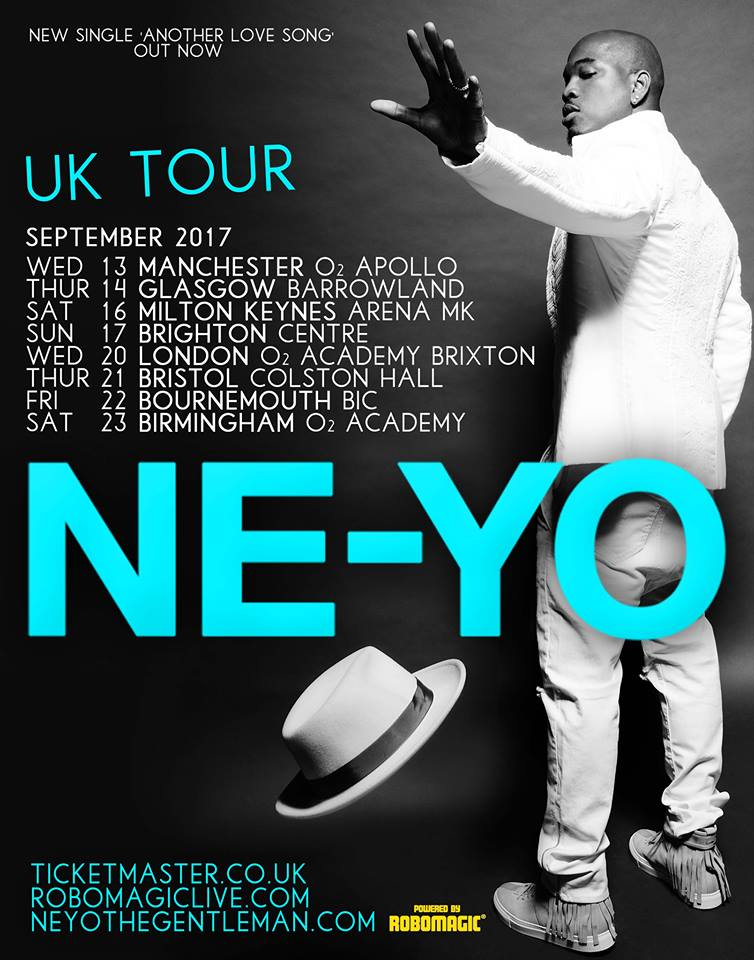 I'm headed to the UK in TWO WEEKS for the #NEYOUKTour. Here is a thread with all the dates & ticket info. https://t.co/SQcFruo6L5