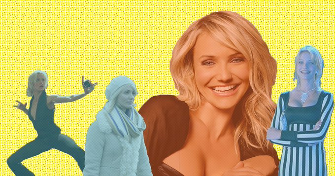 Happy Birthday Cameron Diaz! Thanks for all the laughs!