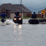 Tropical Storm Harvey makes landfall in Louisiana as Texas flooding death toll mounts