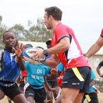Hong Kong rugby team holds mentorship for slum children