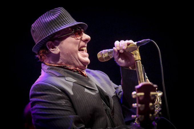 Happy birthday Van Morrison! Check out our 2016 interview with the Celtic-soul giant