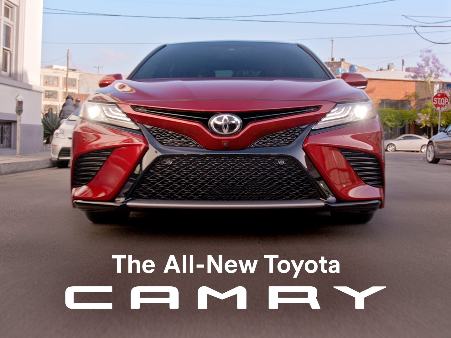With a ride so smooth, comfort comes easy. #Camry https://t.co/DDu796GABt