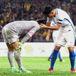Unlucky keeper not to blame as Kim Swee tells team to move on