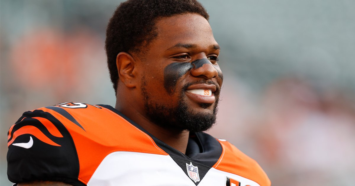NFL upholds Burfict suspension in reduction to three games  ��: https://t.co/OlrMCF9JED https://t.co/qJhbynLoxk