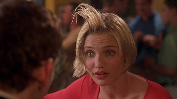 Happy 45th birthday to Cameron Diaz today!
