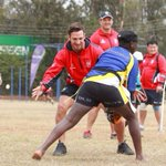 Hong Kong Rugby team conducts Rugby Mentorship for young rugby enthusiasts from Kibera – Kass Media Group