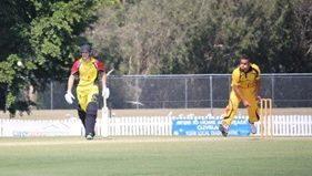 Sport: PNG cricketers fight back to earn tie v Australian Indigenous
