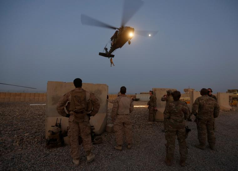 U.S. acknowledges more troops in Afghanistan than previously stated