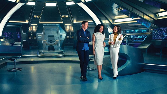 Can StarTrekDiscovery give @CBS's streaming platform a subscription boost?