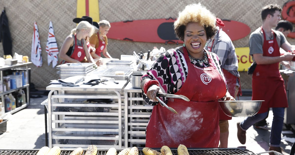 Detroit minister begins tonight episode of 'MasterChef' -- will she make it?