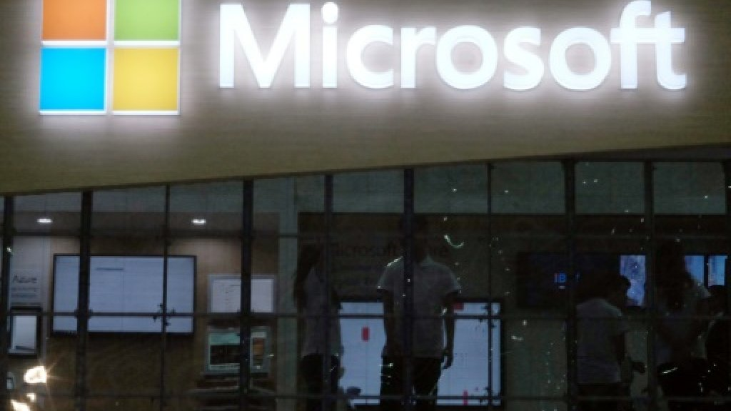 France seeks 600 mn in taxes from Microsoft: report