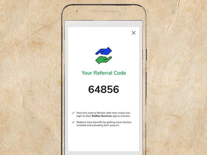 Referral Code Promo Code   UI kit by rajkumar_saif freebie
