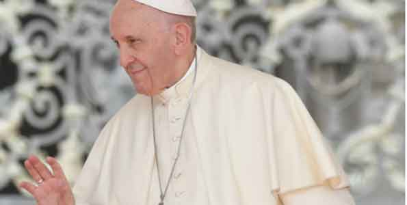 Pope heads to Colombia to anoint peace process