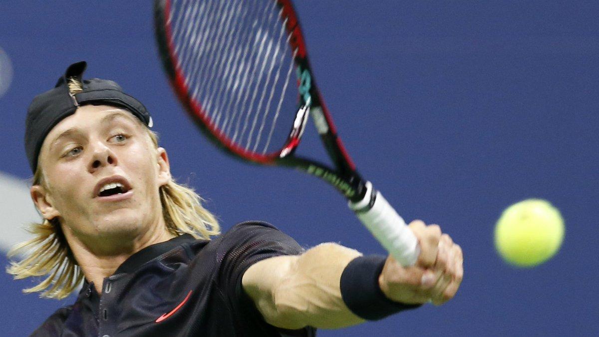 Canada's Denis Shapovalov advances into third round of U.S. Open
