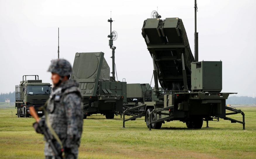 Japan's military seeks funds to boost missile ranges, speed in record budget