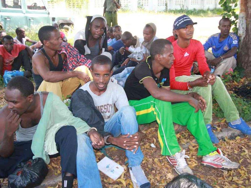 13 Ethiopians arrested in Parklands for illegal stay
