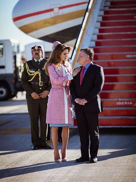 She is flawless and absolutely gorgeous .. Happy Birthday Queen Rania