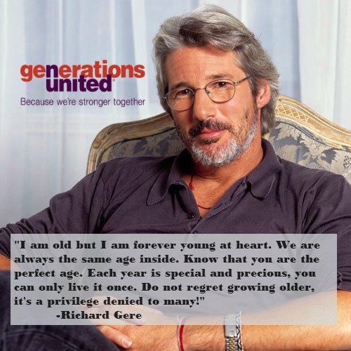 Happy 68th Birthday, Richard Gere!